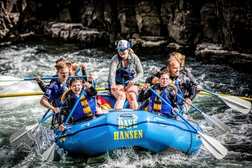 cuanto cuesta hacer rafting
