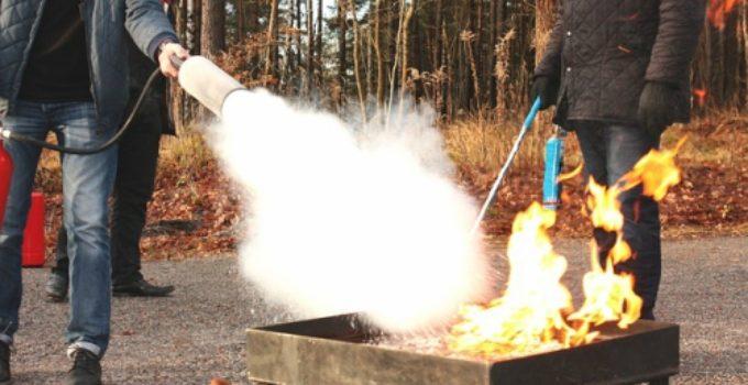 cuanto cuesta recargar un extintor