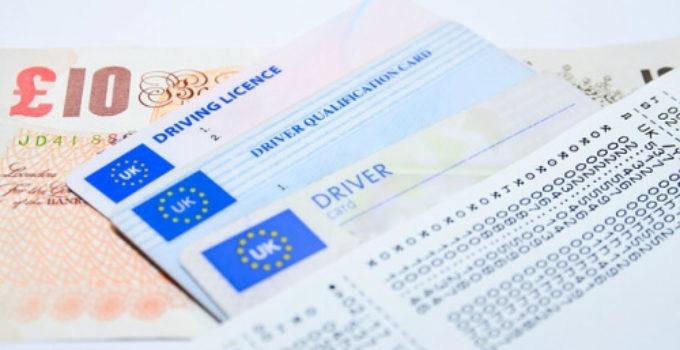 cuanto cuesta renovar la licencia de conducir