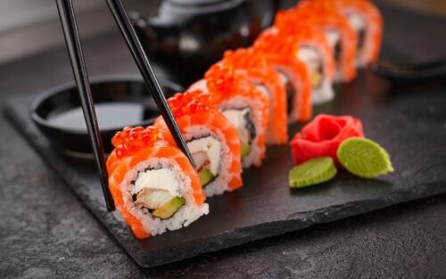 cuanto cuesta hacer sushi
