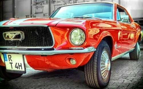 cuanto cuesta un ford mustang