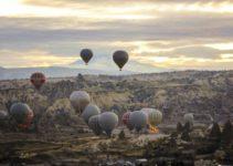 cuanto cuesta un viaje en globo aerostático