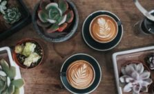 Cuánto cuesta un cafe en noruega
