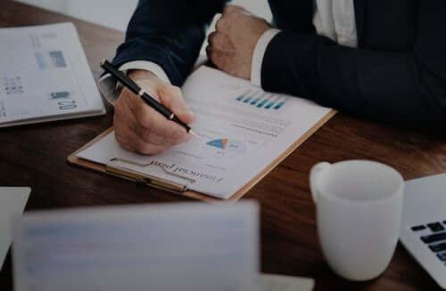 cómo hacer un organigrama de una empresa comercial ejemplo