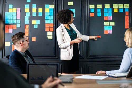 cómo ser un buen líder empresarial